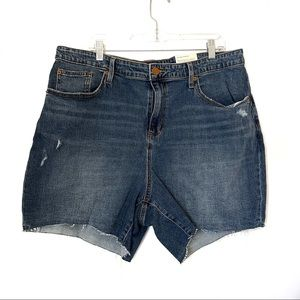 Universal Thread Boyfriend Shorts plus size 26W